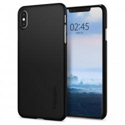 Husa Iphone XS MAX -Spigen Thin Fit - Neagra