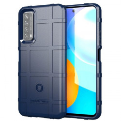 Husa P Smart 2021- Rugged Square Case - Blue