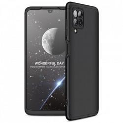 Husa Samsung Galaxy A22 4G -GKK 360+Screen Protector -Neagra