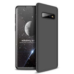 Husa Samsung Galaxy S10-GKK 360 Front and Back Case Full Body Cover -Negru