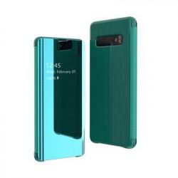 Husa Samsung Galaxy S10e-Flip View -Green