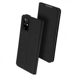 Husa Samsung Galaxy S20 Plus -Dux Ducis Skin Pro Bookcase-Neagra