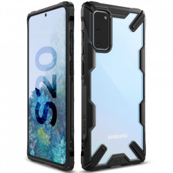 Husa Samsung Galaxy S20- Ringke Fusion X- Black
