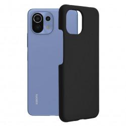 Husa Xiaomi Mi 11 Lite -Soft Edge Silicone Black