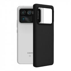 Husa Xiaomi Mi 11 Ultra -Soft Edge Silicone Black