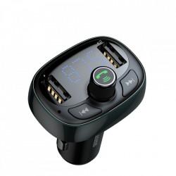 Incarcator auto Baseus TM01 Dual USB ,micro SD