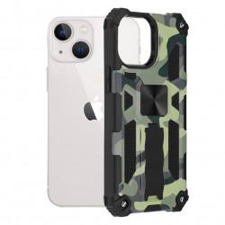 Husa Apple iPhone 13 - Blazor Camo Lime