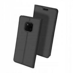 Husa Huawei Mate 20 PRO-Dux Ducis Skin Pro Bookcase-Gri