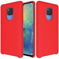 Husa Huawei Mate 20 - Silicone Case Soft Flexible Rubber Cover-Rosie