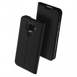 Husa Huawei Mate 30 Lite -Dux Ducis Skin Pro Bookcase-Neagra