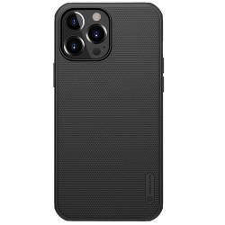 Husa Iphone 13 Pro Max -Nillkin Super Frosted Shield Case Neagra