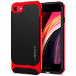 Husa Iphone SE 2020 - Spigen Neo Hybrid - Dante Red