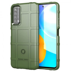 Husa P Smart 2021- Rugged Square Case - Green