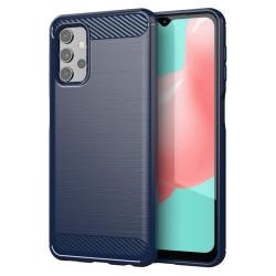 Husa Samsung Galaxy A32 5G-Carbon Series-Navy Blue