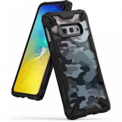 Husa Samsung Galaxy S10e - Ringke Fusion X- Camo Black