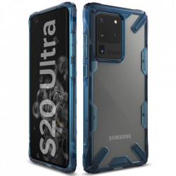 Husa Samsung Galaxy S20 Ultra- Ringke Fusion X- Space Blue