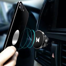 Suport telefon auto magnetic pentru grila de ventilatie -Wozinsky WMH-04