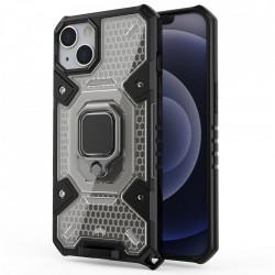 Husa Apple iPhone 13 - Honeycomb Armor- Black