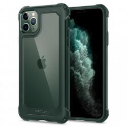Husa Iphone 11 PRO MAX -Spigen Gauntlet -Verde