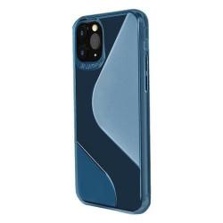 Husa Iphone 12 PRO/Iphone 12 - S case - Albastra