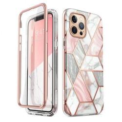 Husa Iphone 12 PRO / Iphone 12 -Supcase I Blason Cosmo -Marble