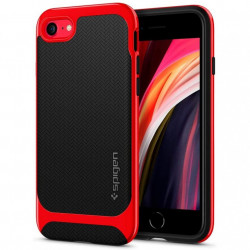 Husa Iphone 7 - Spigen Neo Hybrid - Dante Red