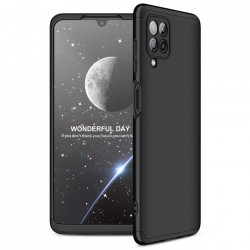 Husa Samsung Galaxy A22 5G -GKK 360+Screen Protector -Neagra