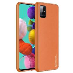 Husa Samsung Galaxy A51 -Dux Ducis Yolo Orange