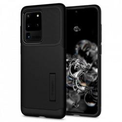 Husa Samsung Galaxy S20 Ultra -Spigen Slim Armor - Black