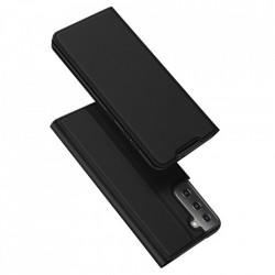 Husa Samsung Galaxy S21 -Dux Ducis Skin Pro Bookcase-Neagra