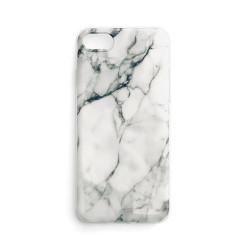 Husa Samsung Galaxy S21 Ultra 5G- Wozinsky Marble White