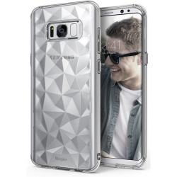 Husa Samsung Galaxy S8- Ringke Air Prism- Transparent