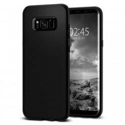 Husa Samsung Galaxy S8 -Spigen Liquid Air- Negru mat