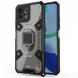 Husa Xiaomi Mi 11 Lite - Honeycomb Armor- Black