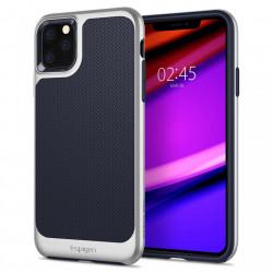 Husa Iphone 11 PRO MAX -Spigen Neo Hybrid -Arctic Silver
