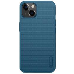 Husa Iphone 13 -Nillkin Super Frosted Shield Case Albastra
