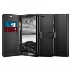 Husa Iphone XS MAX -Spigen Wallet S Neagra