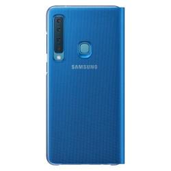 Husa originala Samsung Galaxy A9 -Samsung Wallet Cover Bookcase Albastra