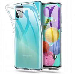 Husa Samsung Galaxy A71-Tech-Protect Flexair -Crystal