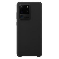 Husa Samsung Galaxy S20 Ultra- Silicone Case -Neagra