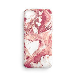 Husa Samsung Galaxy S21 Ultra 5G- Wozinsky Marble Pink