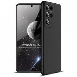 Husa Samsung Galaxy S21 Ultra -GKK 360+Screen Protector -Neagra
