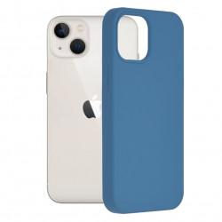 Husa Apple iPhone 13 Mini -Soft Edge Silicone Light Blue
