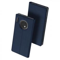 Husa Huawei Mate 30 -Dux Ducis Skin Pro Bookcase-Albastra