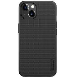 Husa Iphone 13 Mini-Nillkin Super Frosted Shield Case Neagra