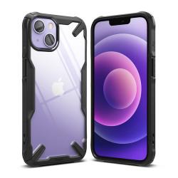 Husa Iphone 13 Mini - Ringke Fusion X- Black