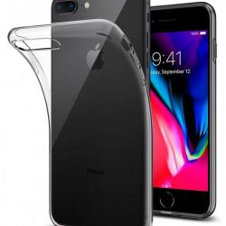 Husa Iphone 7/8 PLUS -Spigen Liquid Crystal -Crystal Clear
