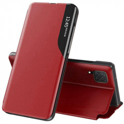 Husa Samsung Galaxy A22 4G -Eco Leather View Case-Rosie