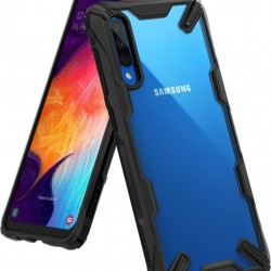 Husa Samsung Galaxy A50/A30S /A50s - Ringke Fusion X- Black