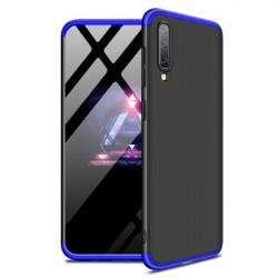 Husa Samsung Galaxy A70 -GKK Negru cu Albastru